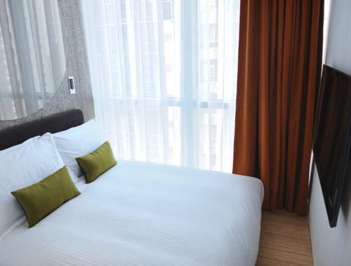 decoracion pequeño dormitorio