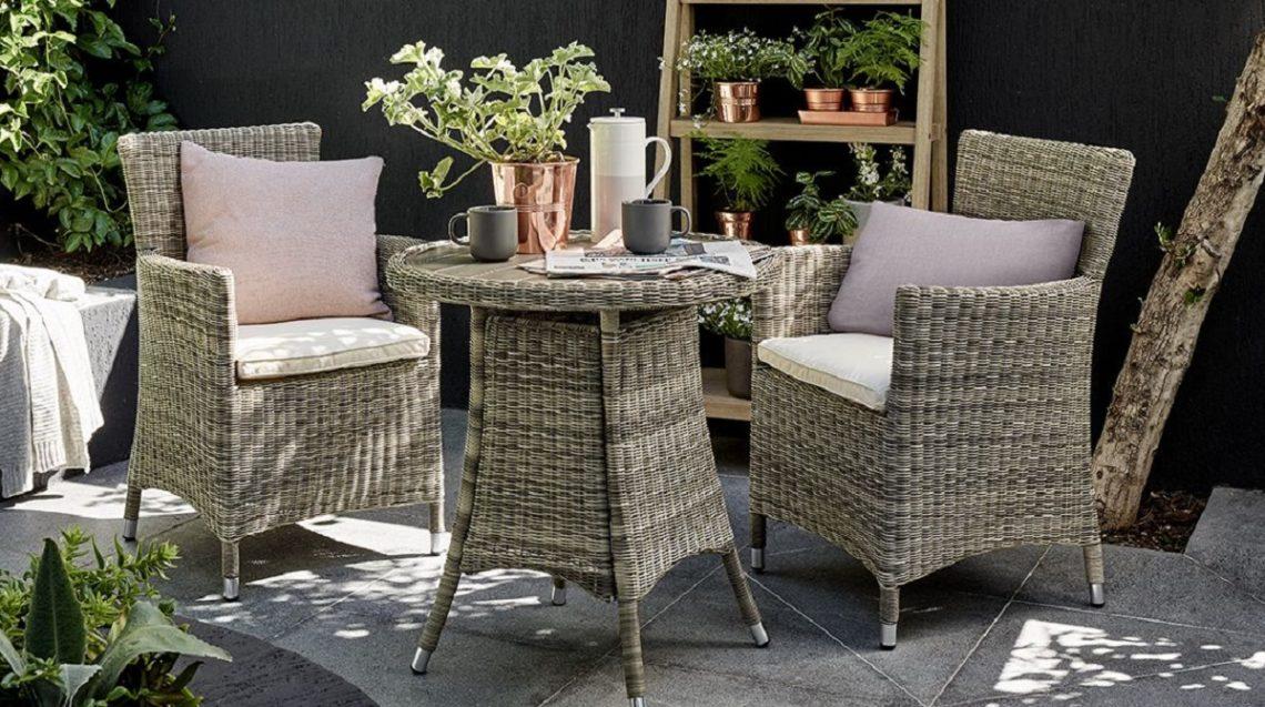 muebles bonito de jardin