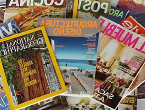 revistas diseño y decoracion