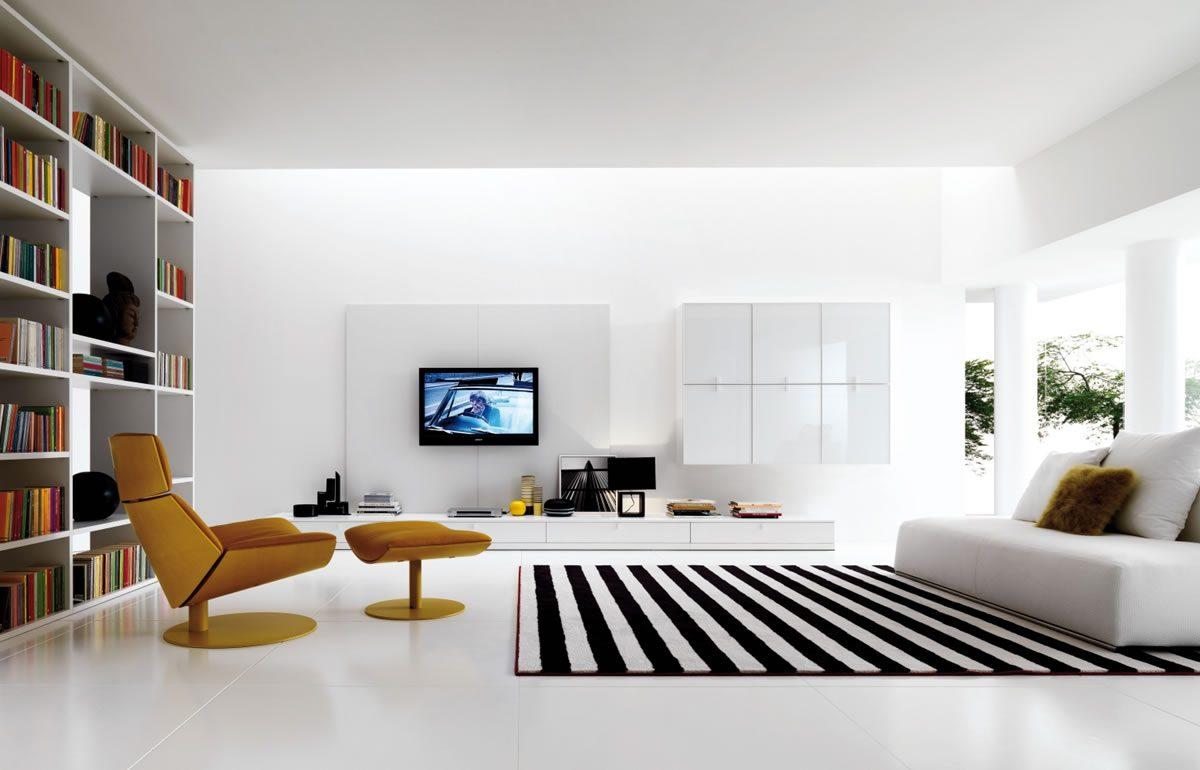 dormitorio con domotica