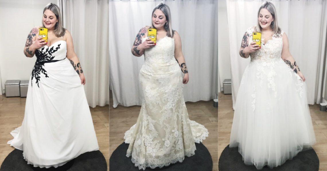 vestidos de novia grande