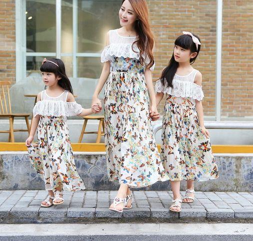 Elegir ropa para niñas