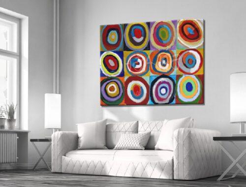decorar casas con cuadros