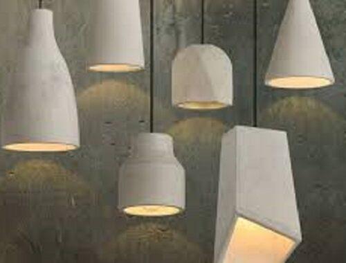 decoracion con cemento