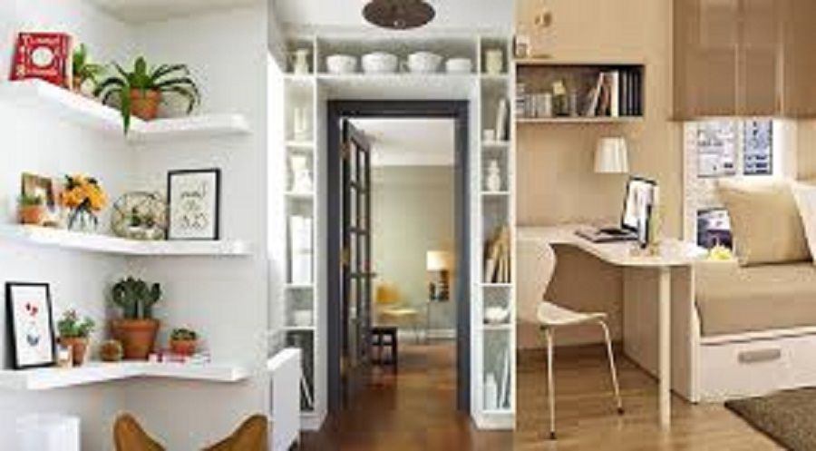 como ordenar espacios pequeños
