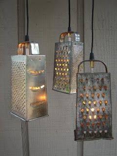 lampara rayador