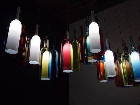 lamparas-de-techo-con-botellas