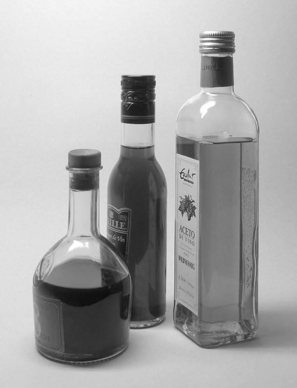 Vinagre producto de limpieza