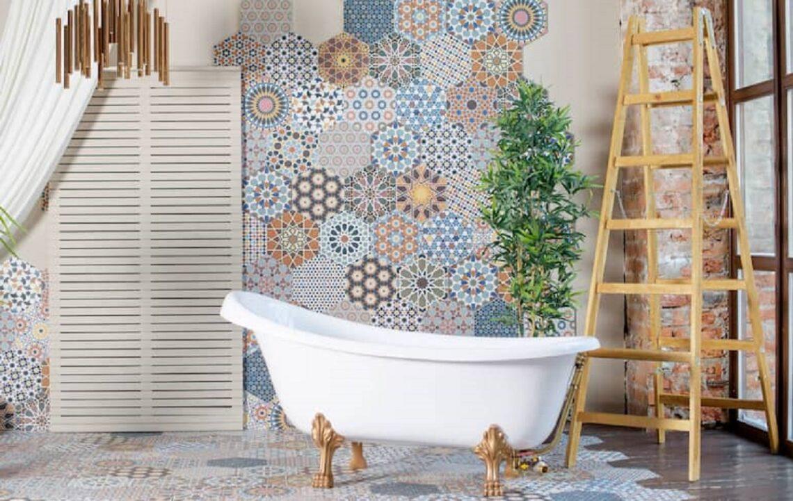baño decorados