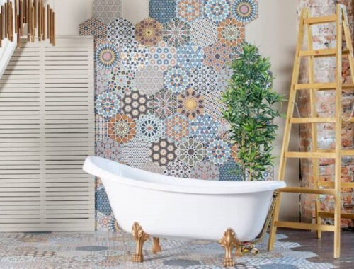 baño decorados