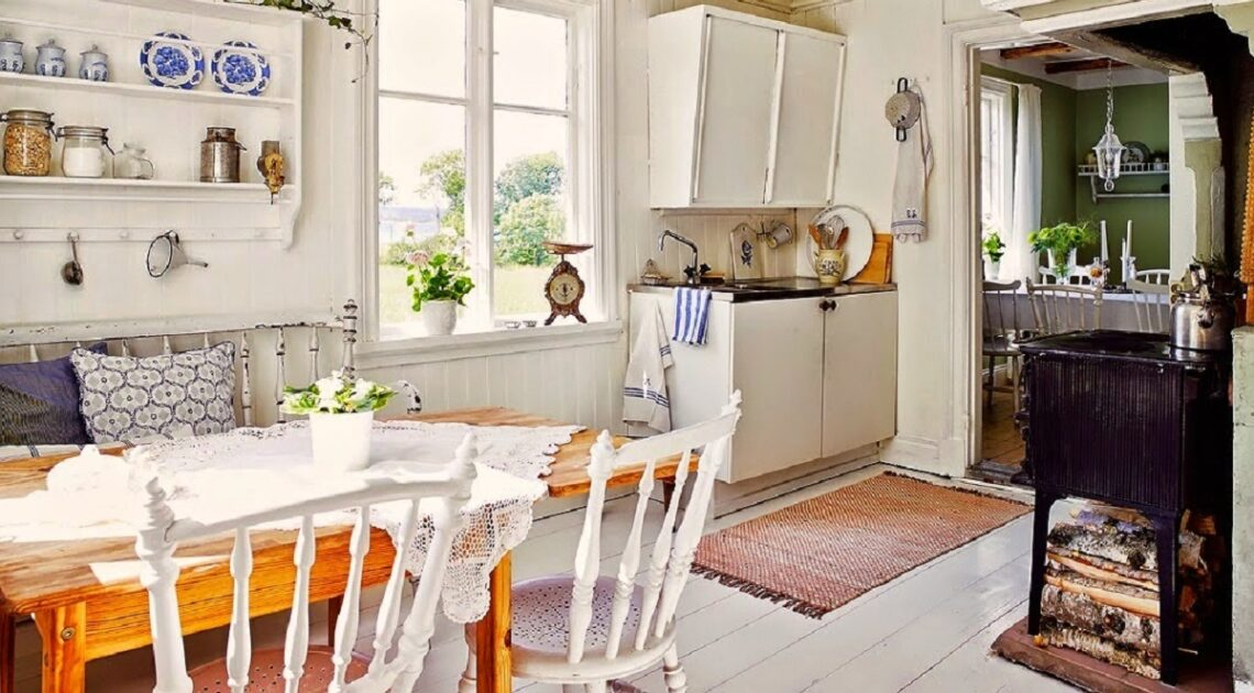 cocina cottage