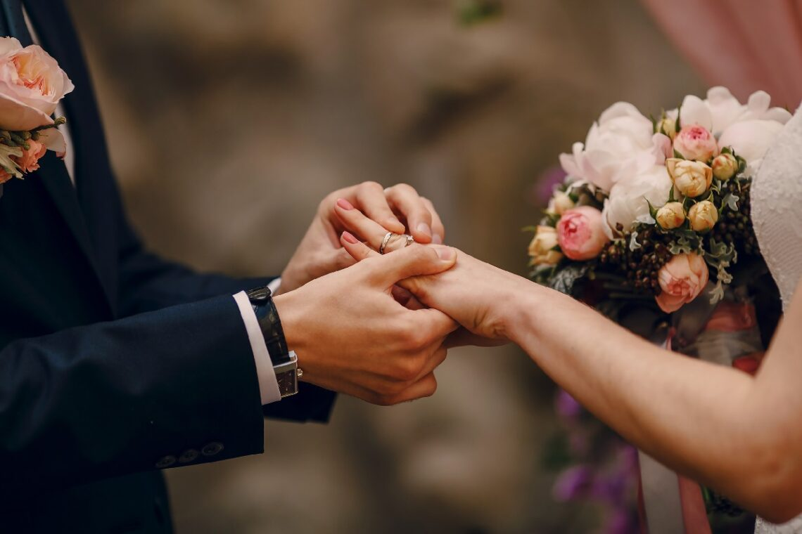 Detalles originales y elegantes para una boda.