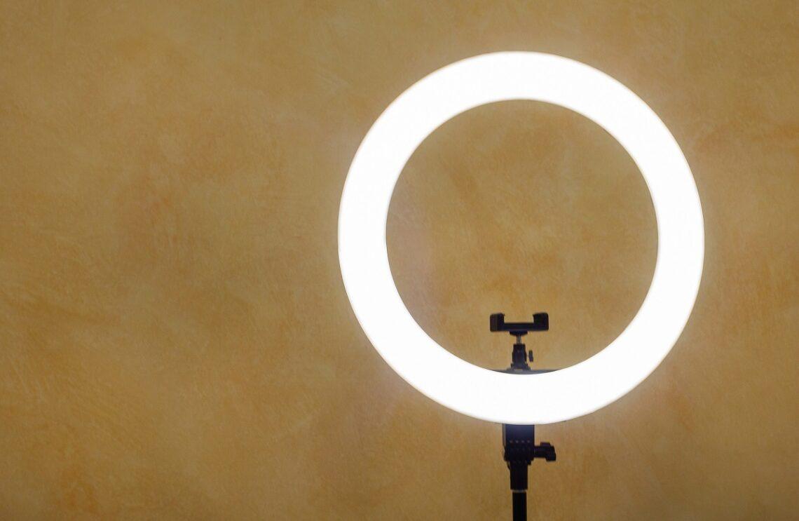 comprar un aro de luz